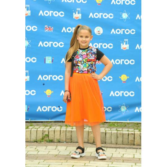 Футболка Brawl Stars для девочки Olga