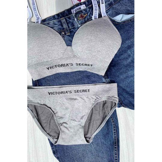 Спортивный комплект Victoria's Secret меланж