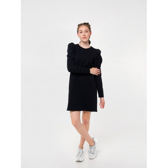 Платье 120304/120328 черное