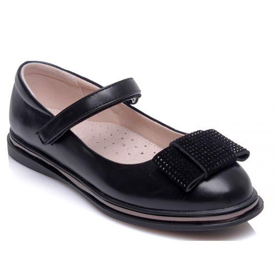 Туфли R967254385 BK черные матовые