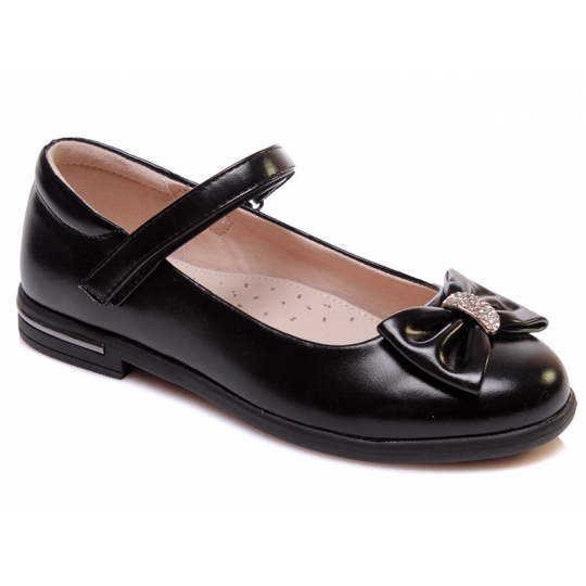 Туфли R555954136 BK черные матовые