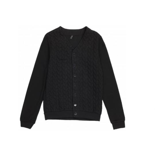 Джемпер пиджак 116418 черный