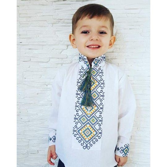 Сорочка вышиванка для мальчика Харитон
