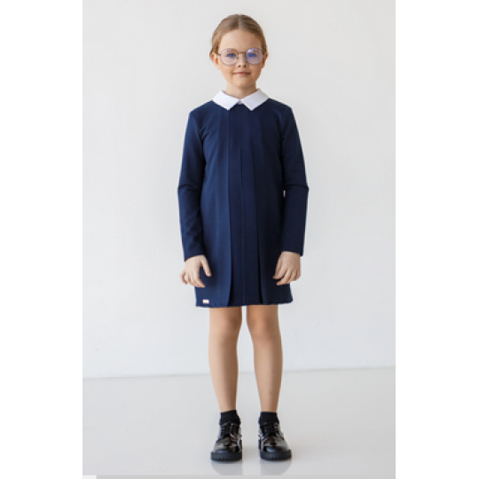 Платье Кларибэль синее