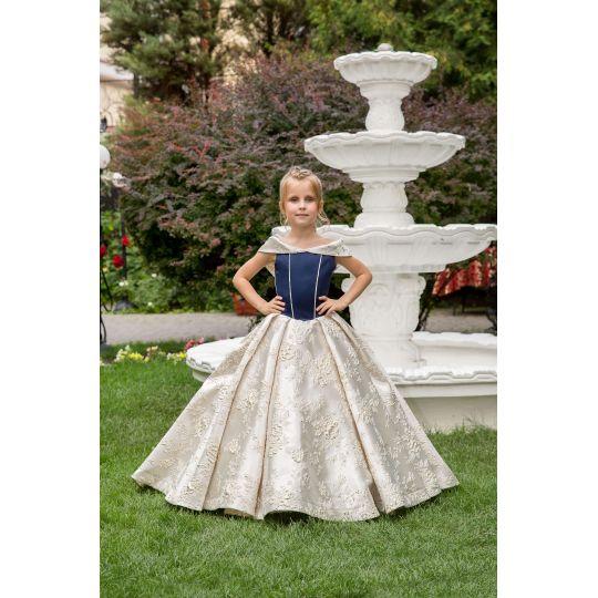 Нарядное бальное платье 13701