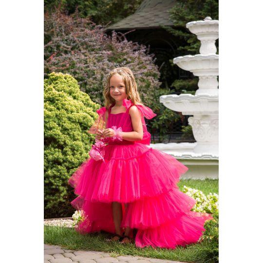 Нарядное бальное платье 13702