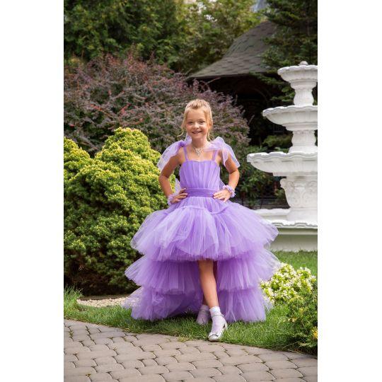 Нарядное бальное платье 13703