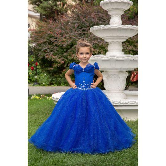 Нарядное бальное платье 13709