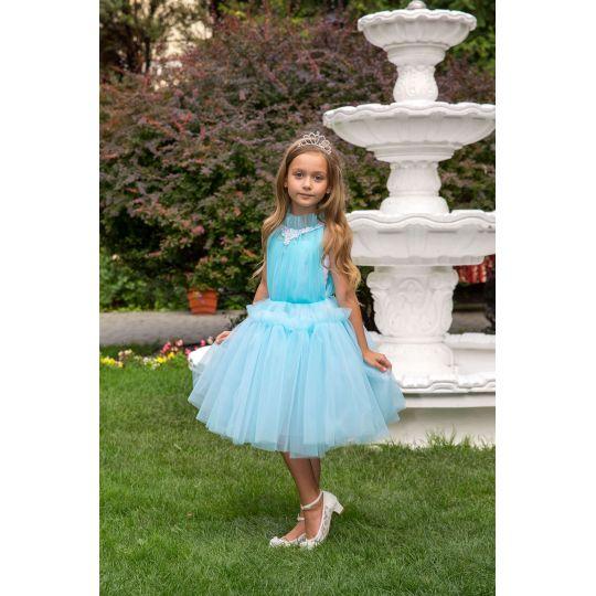Нарядное бальное платье 13713