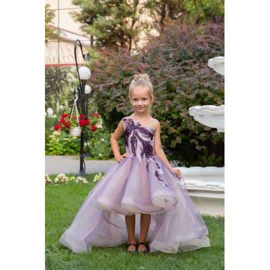 Нарядное бальное платье 13715 ТРАНСФОРМЕР