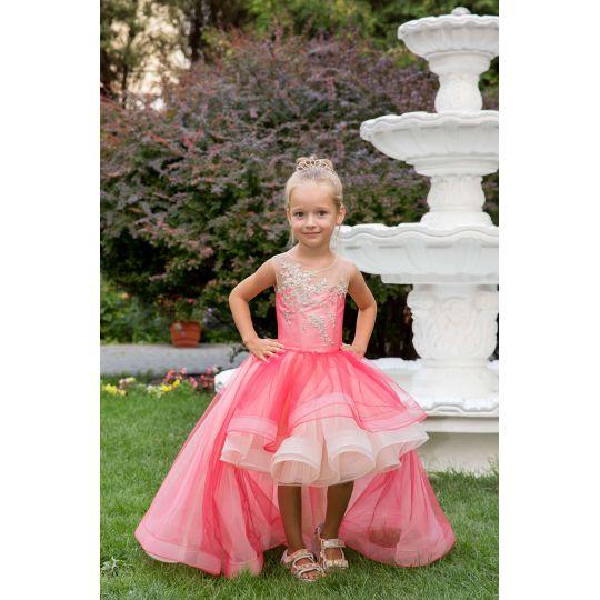 Нарядное бальное платье 13716 ТРАНСФОРМЕР