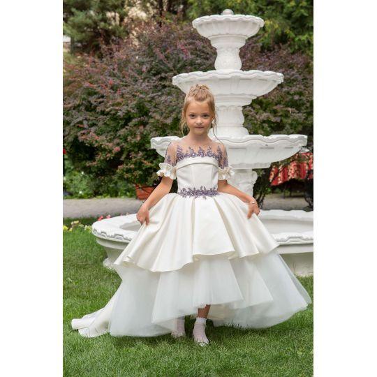 Нарядное бальное платье 13719