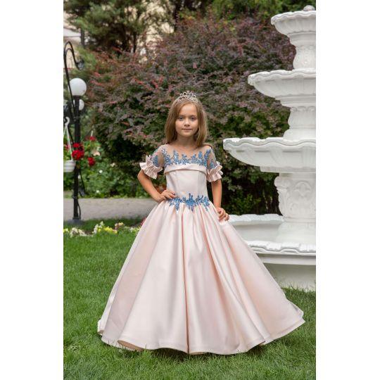 Нарядное бальное платье 13720