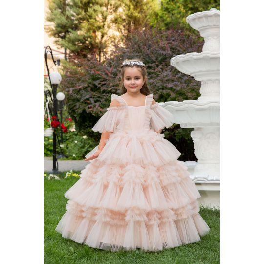 Нарядное бальное платье 13722