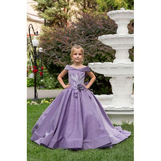 Нарядное бальное платье 13723