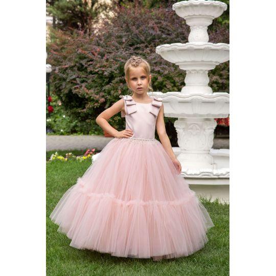 Нарядное бальное платье 13725