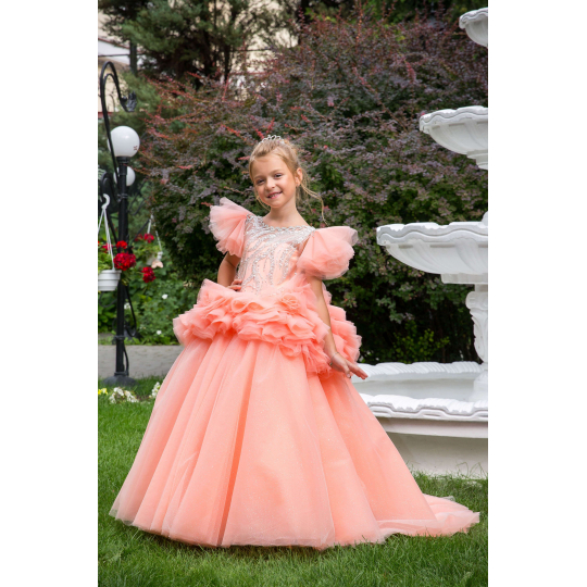 Нарядное бальное платье 13728
