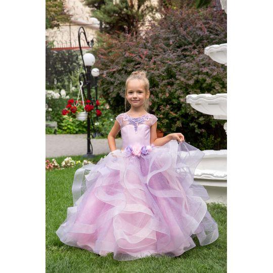 Нарядное бальное платье 13734