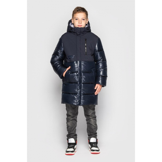 Куртка Кристиан синяя